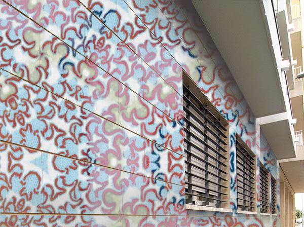 Wall Tiles Design >> Digitile Custom Tiles and Wallpaper for interior, bar and